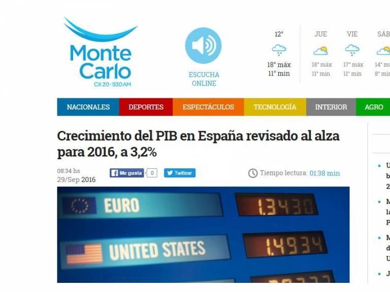 Portal de noticias radio montecarlo - Radio Monte Carlo